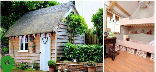 The Little Thatched Company   Beautiful Oak Framed Garden Buildings ...
